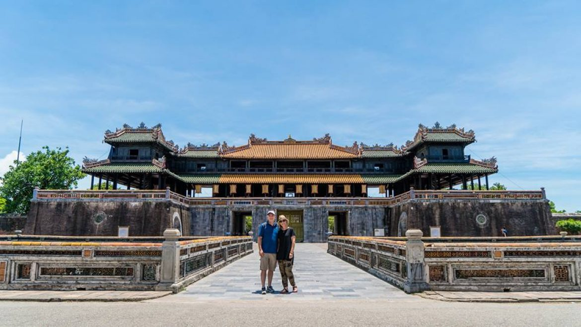 Hue Imperial City Tour And Drop Off – Private Tour
