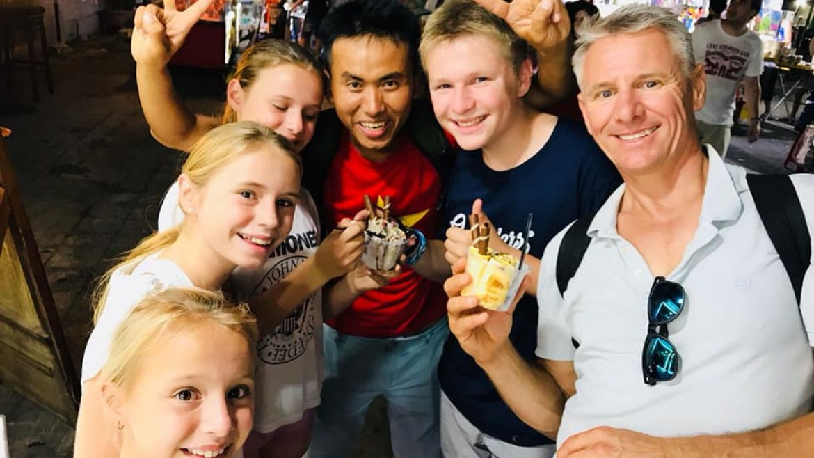 Hoi An Evening Food Tour By Motorbike – Private Tour