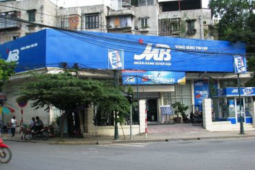 GOOD BANK IN VIETNAM, MB BANK LIMITS 5 MILLION