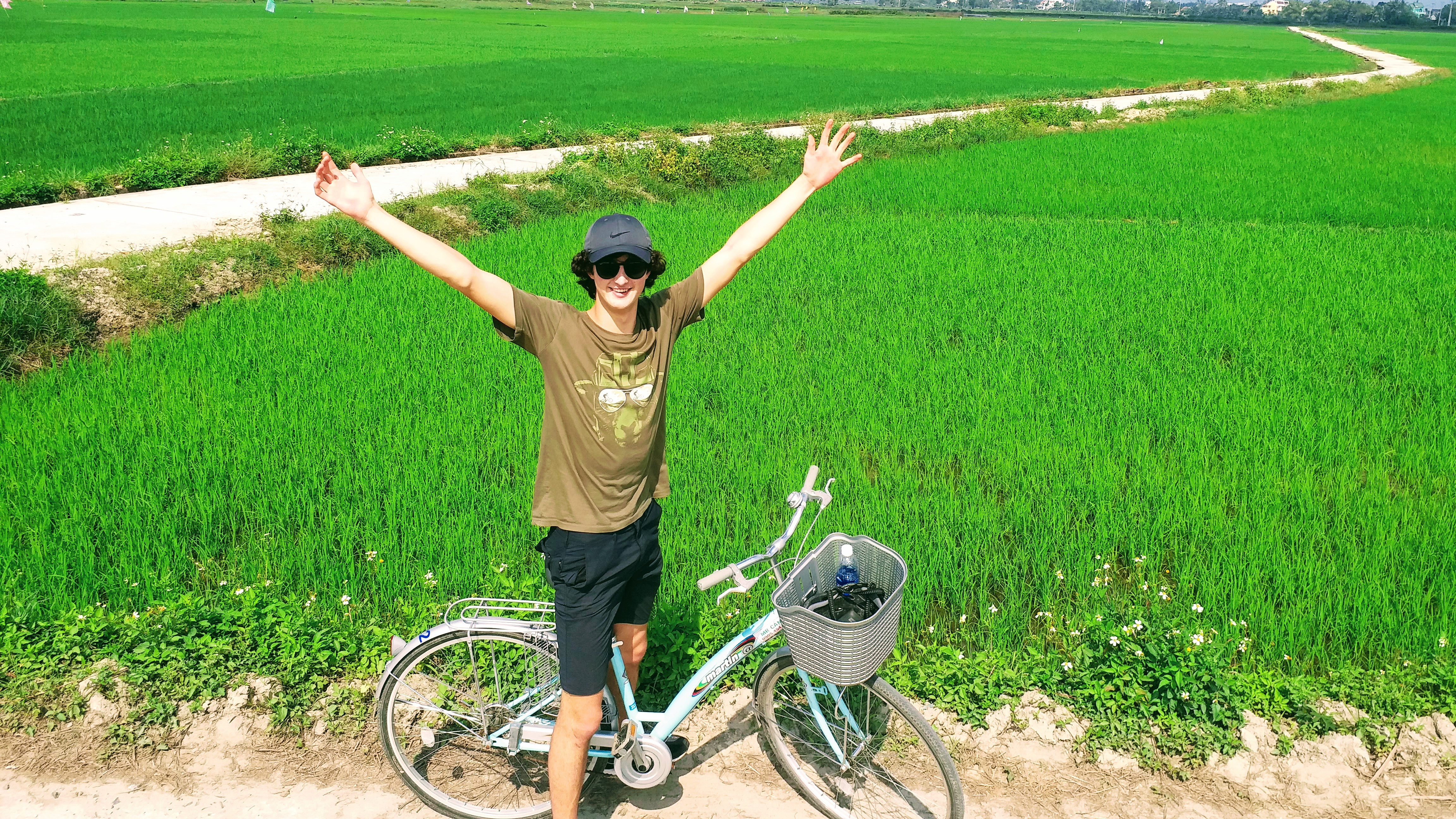 Organic Farm And Palm Village Tour By Bike And Boat