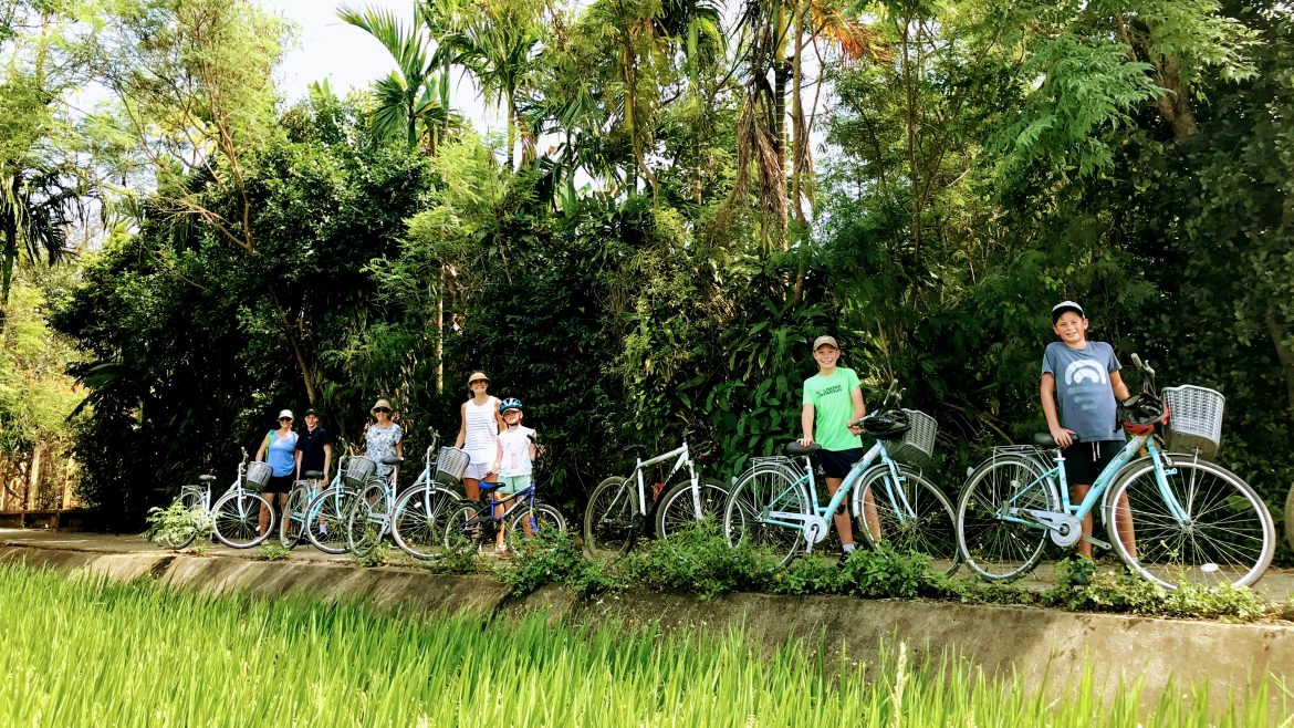 Crafts And Island Tour By Bike And Boat