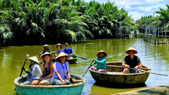 Hoi An Organic Farm Experience By Bike – Private Tour