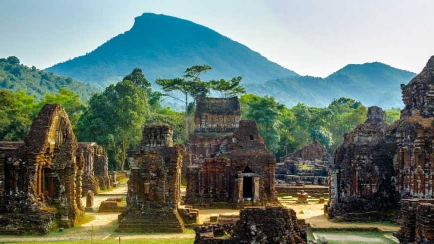 My Son Hindu Temples And Countryside Roads Tour By Minivan
